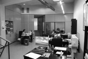Despacho técnico de nuestras oficinas
