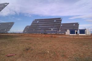 Energía solar fotovoltaica proyectada por Nido's