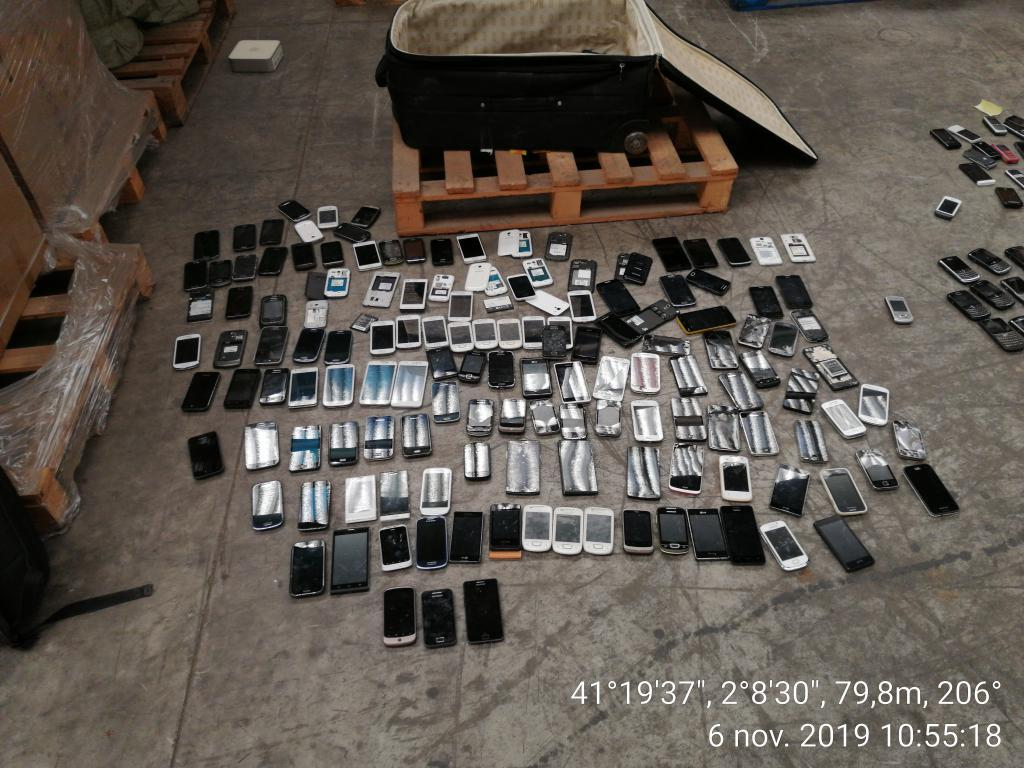 Tasación telefonos móviles