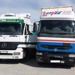 pericial cartel de camiones