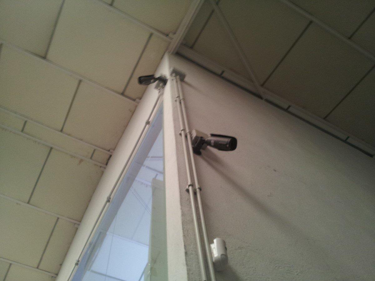 Peritaje sistema alarma instalación industrial